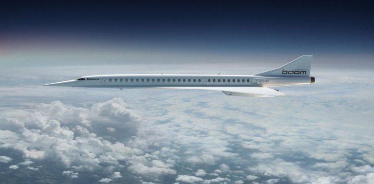 aereo supersonico ouverture