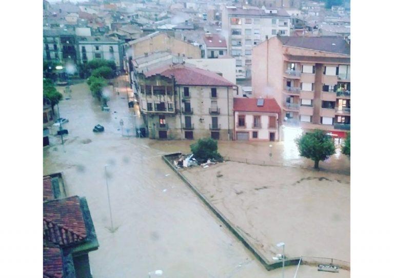 alluvioni Spagna