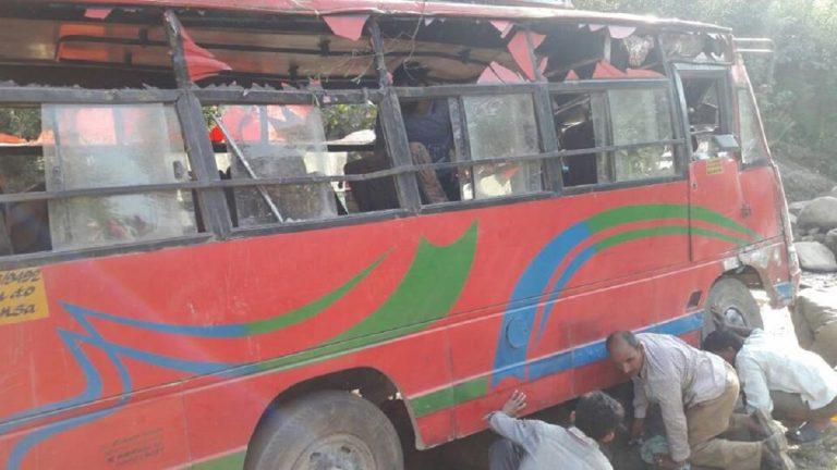 bus Kashmir