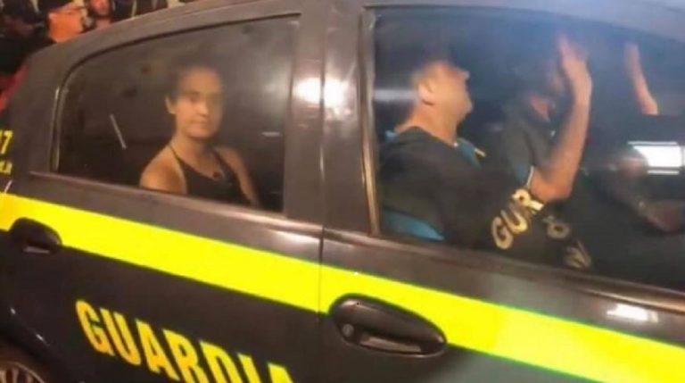 Carola Rackete convalida arresto