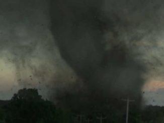 cina tornado