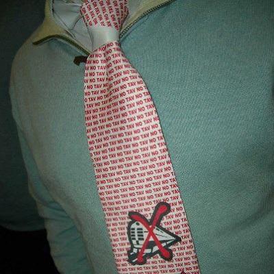 cravatta no tav