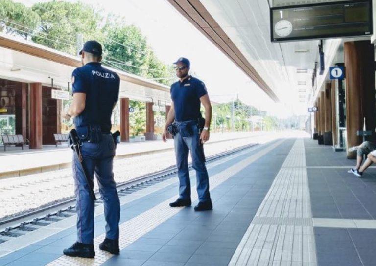 Desenzano donna investita treno