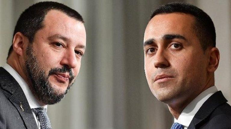 Di Maio Salvini crisi di governo