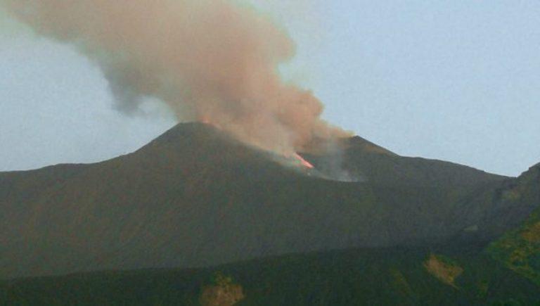 etna nuova eruzione