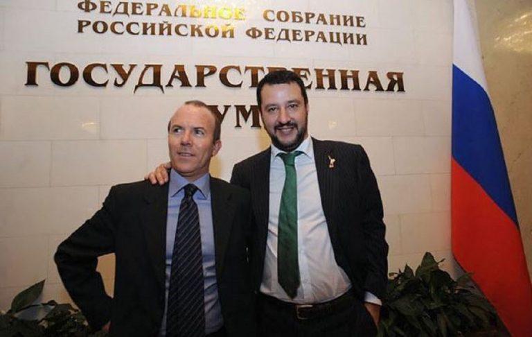 Fondi Lega interrogatorio Savoini