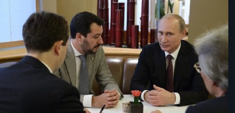 fondi russi alla Lega