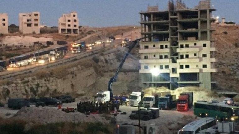 israele case palestinesi