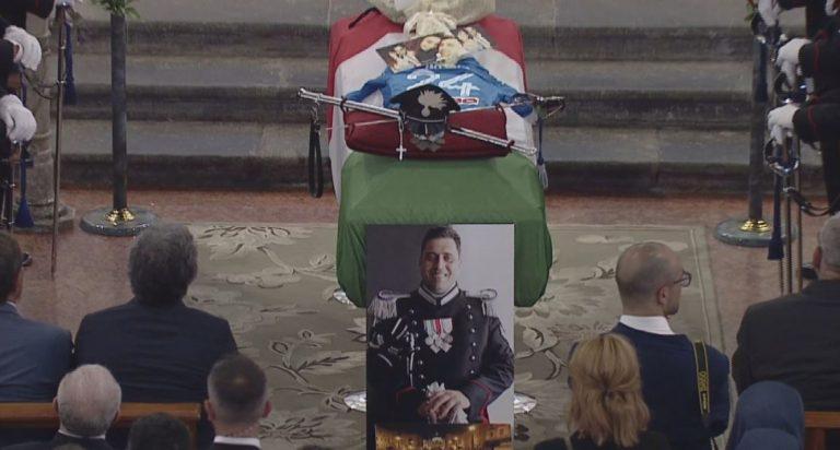 Mario Cerciello Rega, il carabiniere ucciso a Roma