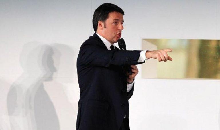 Matteo Renzi Salvini migranti