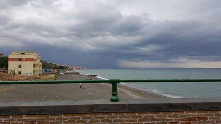 meteo pioggia mare