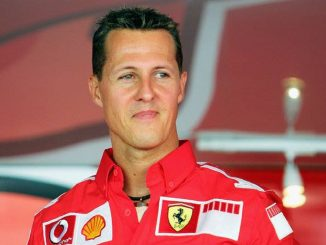 michael schumacher incidente