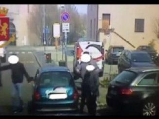 milano poliziotti