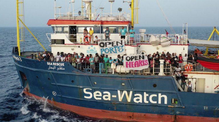Navi Ong, la verità sugli sbarchi