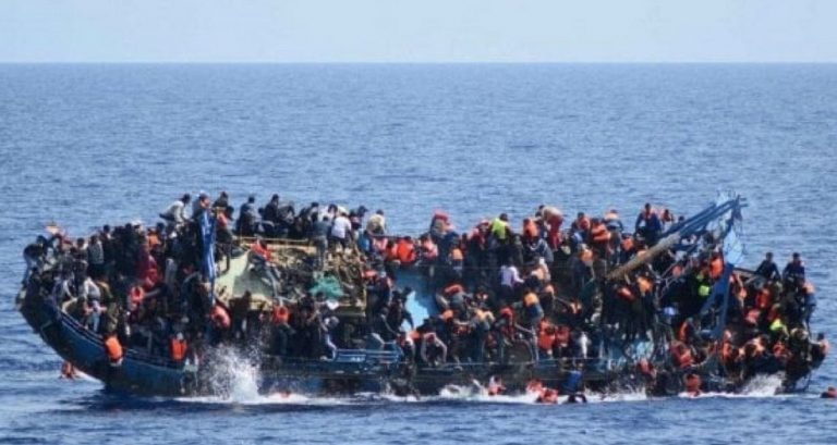 nuovo naufragio libia