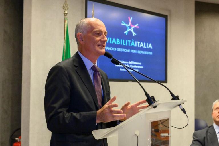 Capo della Polizia Franco Gabrielli commenta i dati sugli incidenti mortali