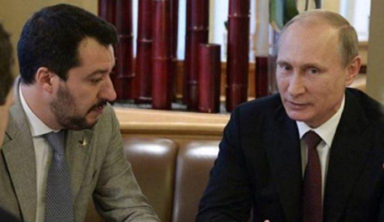 Registrazione segreta Salvini Russia