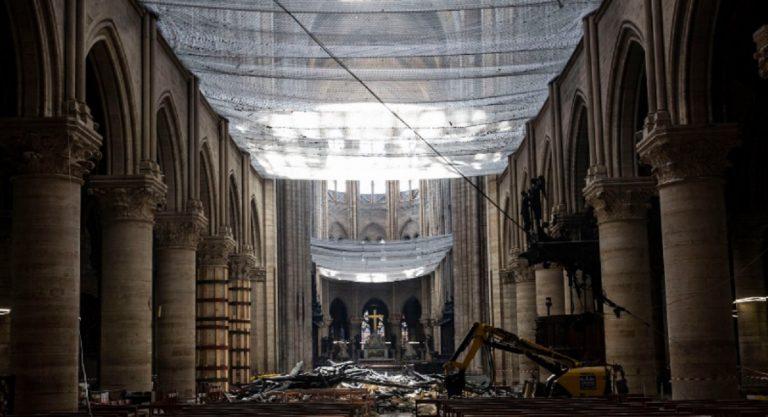 restauro Notre-Dame