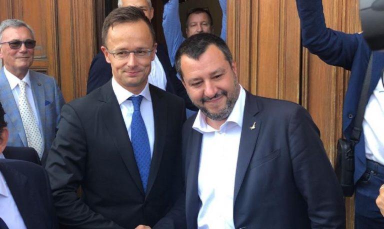 Salvini a Trieste