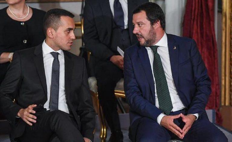 Salvini governo M5s Pd