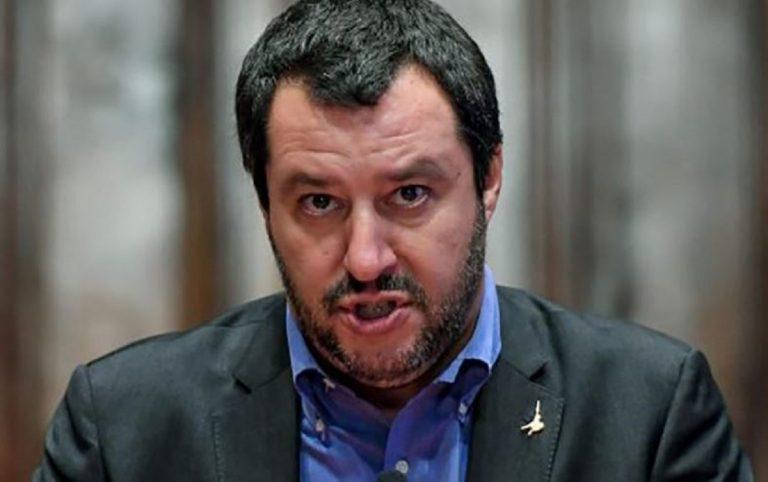 Salvini migranti Mediterranea