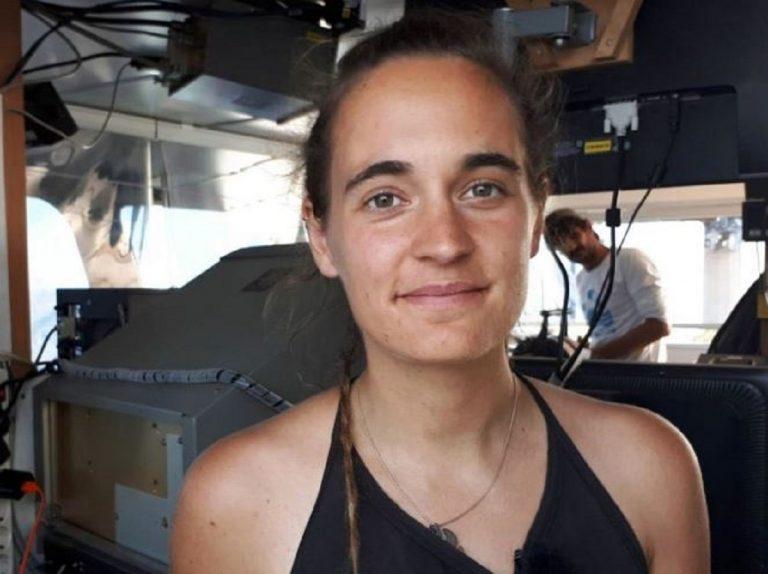 Sea Watch raccolta fondi Carola Rackete