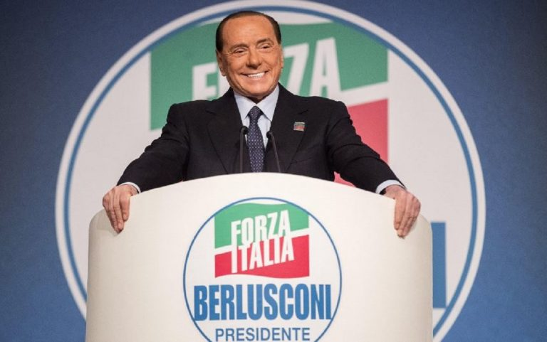 Silvio Berlusconi erede