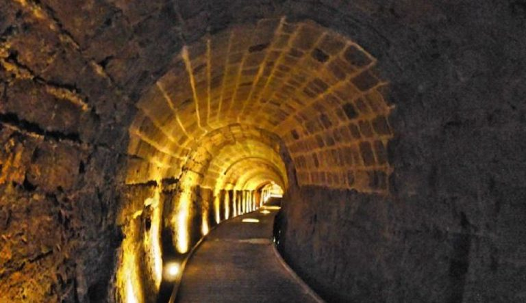 tunnel segreto templari