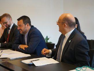 """Vertice Ue, Salvini e Malta: """"No al principio del porto più vicino"""""""