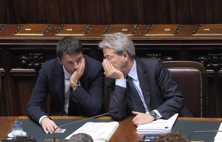 Accordo Pd M5s Renzi Gentiloni
