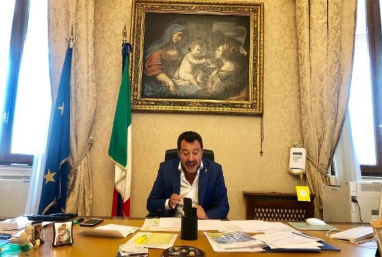 Accordo Pd M5s Salvini
