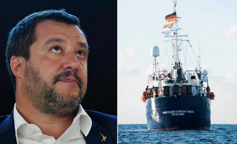 Alan Kurdi Matteo Salvini