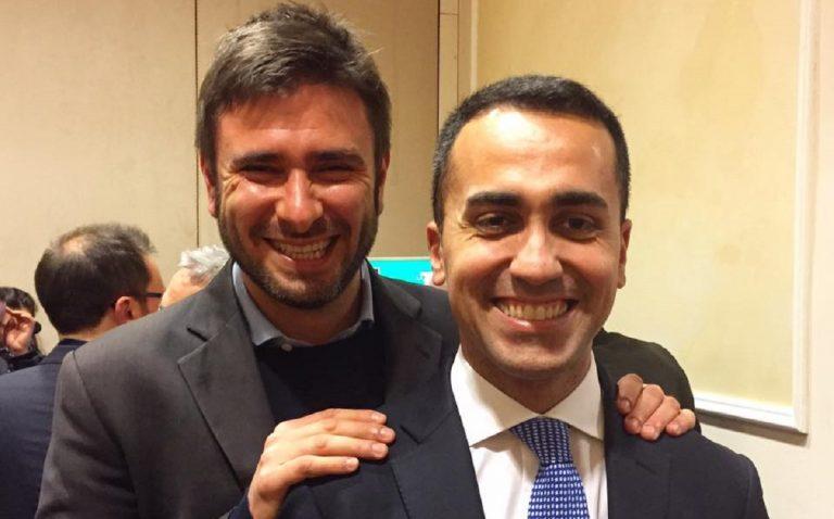 Alessandro Di Battista governo Lega PD