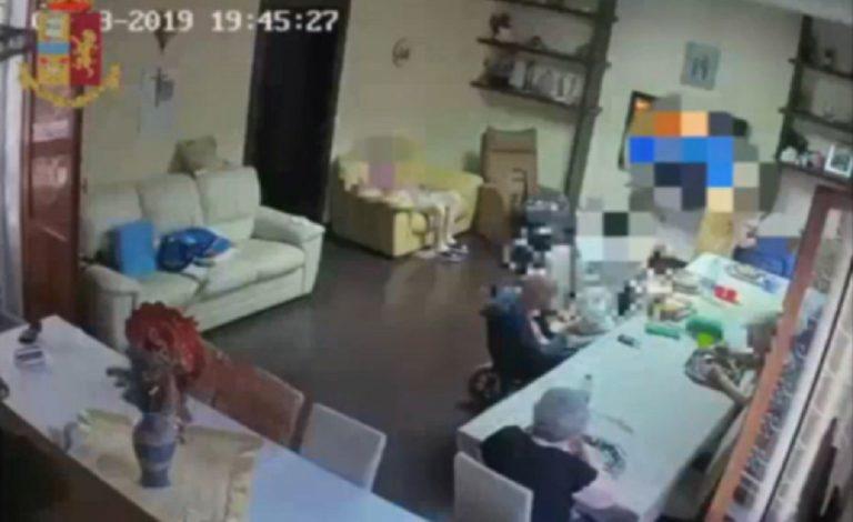 anziana maltrattata casa di riposo