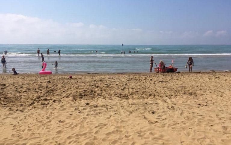 bibione spiaggia mare