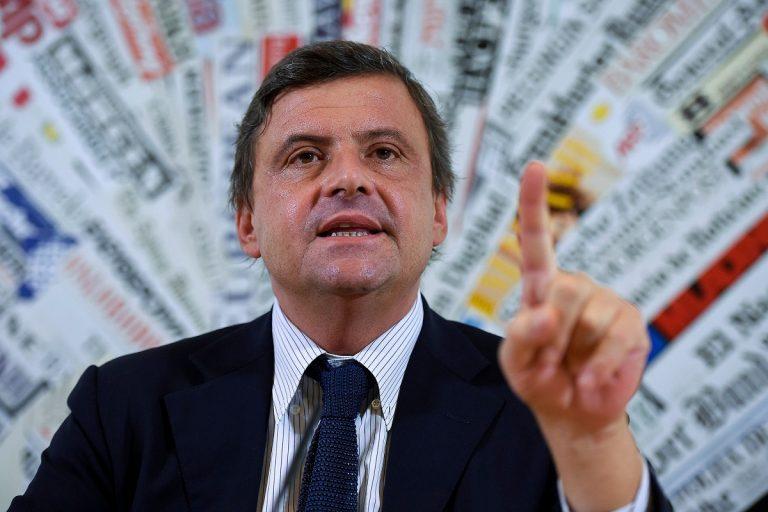 carlo calenda dimissioni pd