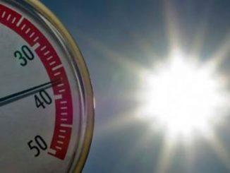 come affrontare il caldo
