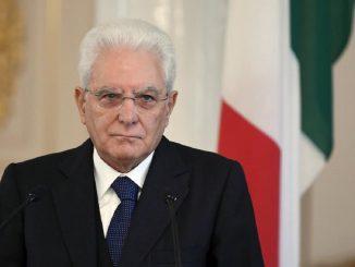 Consultazioni Governo la decisione del presidente Mattarella