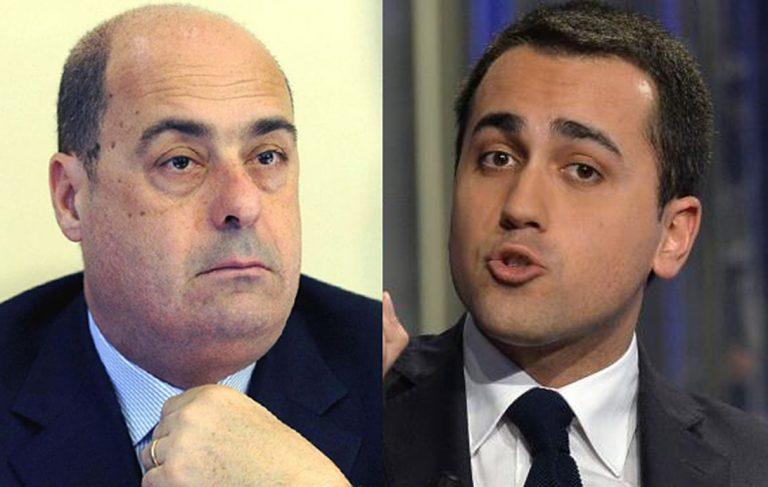 Crisi governo, Zingaretti: