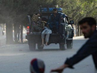 esplosione a Kabul