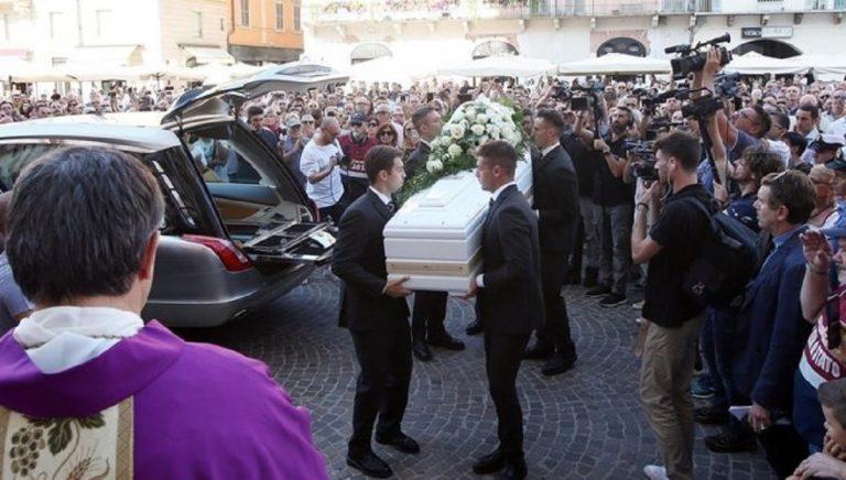 funerale nadia toffa - photo #1