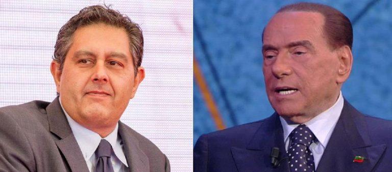 Giovanni Toti su Berlusconi