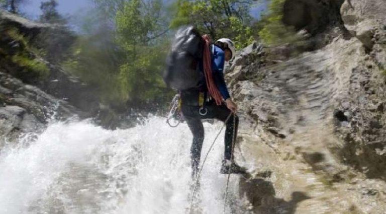 gordona canyoning