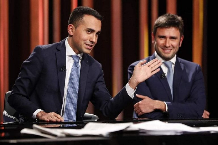 Accordo M5s Pd di maio di battista