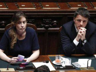 Governo Pd M5s Renzi Boschi