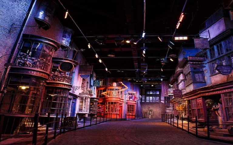 harry potter studios londra