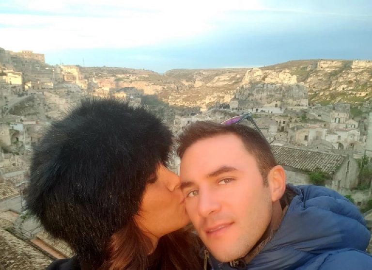 Valentina Michelli e Francesco Capodilupo, coinvolti in un incidente a Terrasini