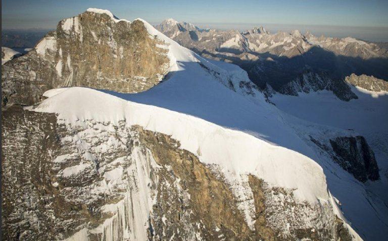Incidente sul Grand Combin: muoiono un alpinista e una guida