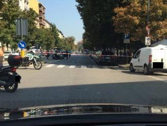 incidente via Sardegna