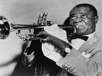 Louis Armstrong morte